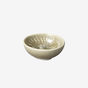 Sthål Keramik Arabesque Dippskål liten Sand