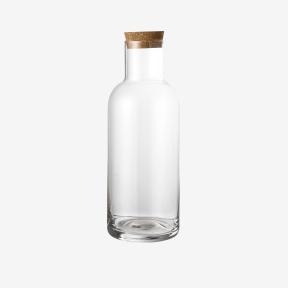 Bloomingville Flaska med lock Klar