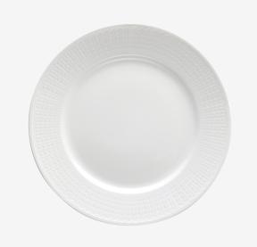 R%C3%B6rstrand Swedish Grace mattallrik snö 27 cm
