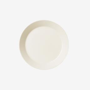 iittala 2-pack Teema Assiette vit, 21 cm
